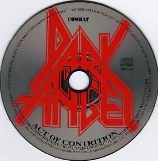 Dark Angel - Act of Contrition