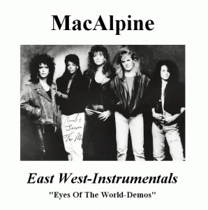 Tony MacAlpine - East West: Instrumentals