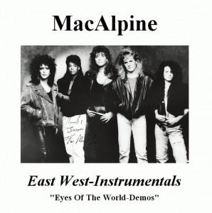 Tony MacAlpine - East West: Instrumentals