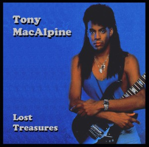 Tony MacAlpine - Lost Treasures