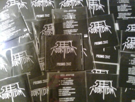 Steel Addiction - Promo 2012
