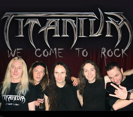 Titanium - We Come to Rock!