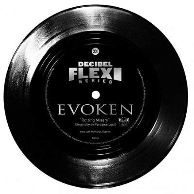 Evoken - Rotting Misery