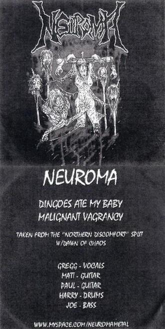 Neuroma - Promo 2009