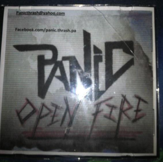 Panic - Open Fire