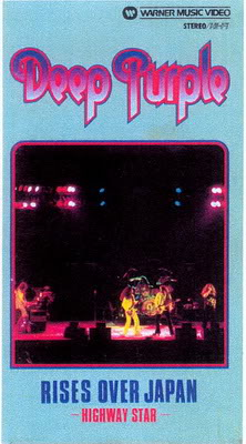 Deep Purple - Rises over Japan