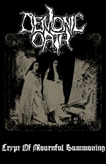 Demonic Oath - The Crypt of Mournful Summoning