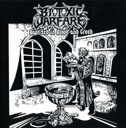 Biotoxic Warfare - Baptized in Blood and Greed