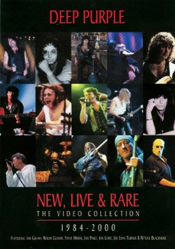 Deep Purple - New, Live & Rare - The Video Collection 1984-2000