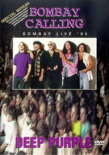 Deep Purple - Bombay Calling