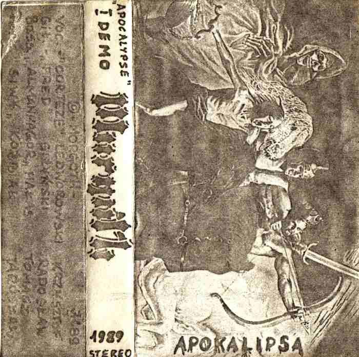 Morgoth - Apokalipsa