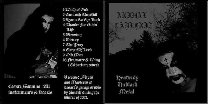 Animae Capronii - Heavenly Unblack Metal