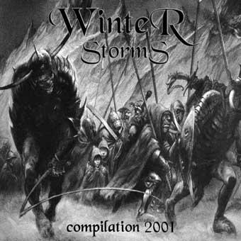 Korozy / Dimension of Harm / Demonism / Darkmoon Rising / Unholy Ritual - Winter Storms