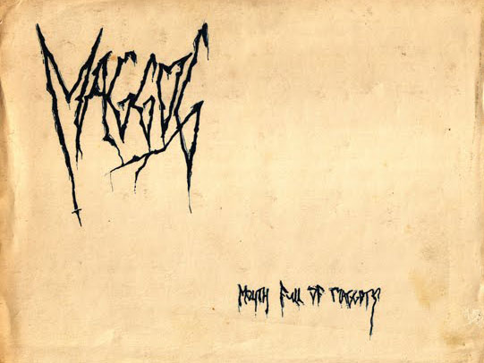 Maggog - Mouth Full of Maggots