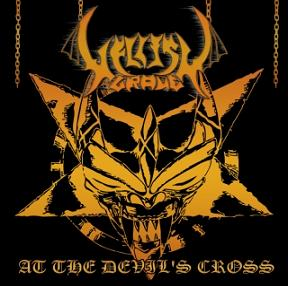 Hellish Grave - At the Devil's Cross