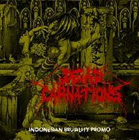 Dead Carnations - Indonesian Brutality Promo
