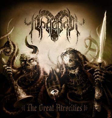 Negator - The Great Atrocities