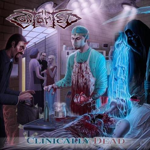 Contorted - Clinically Dead