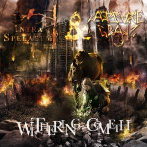 Arcane Grail / Intra Spelaeum - Withering Cometh