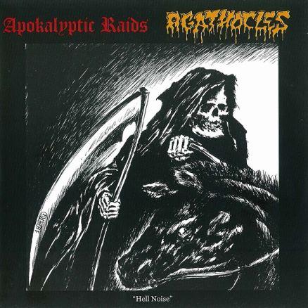 Apokalyptic Raids / Agathocles - Hell Noise