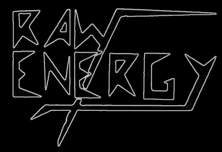 Raw Energy - Logo