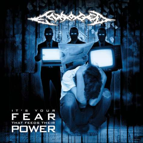 Enraged - It's Your Fear That Feeds Their Power