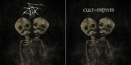 Cult Of Erinyes/Zifir – Split Album