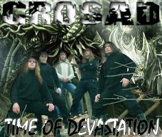 Grosad - Time of Devastation
