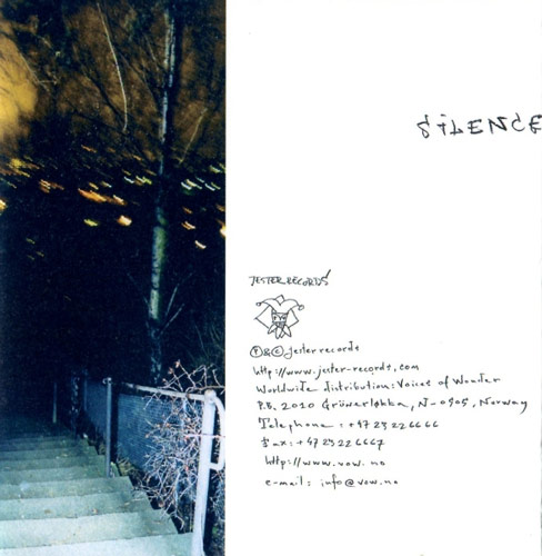 Ulver - Silence Teaches You How to Sing
