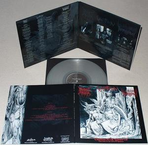Thornspawn / Varathron / Black Altar - Emissaries of the Darkened Call - Three Nails in the Coffin of Humanity