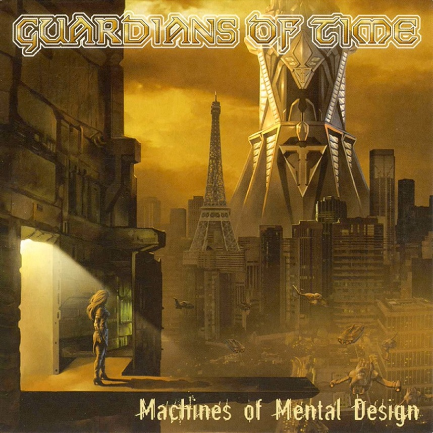 (Power Speed Metal) Guardians Of Time - Machines of Mental Design - 2004, FLAC (image + .cue), lossless