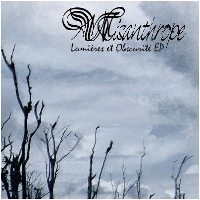 Misanthrope - Lumières et obscurité EP