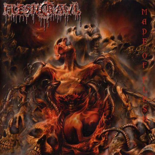 Fleshcrawl - Made of Flesh