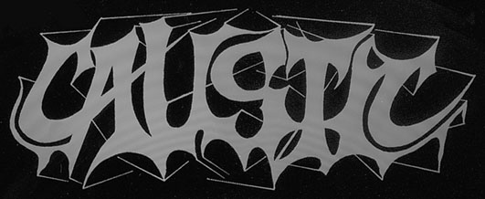 Caustic - Logo