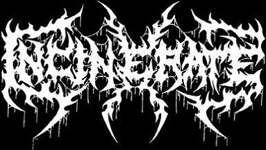 Incinerate - Logo