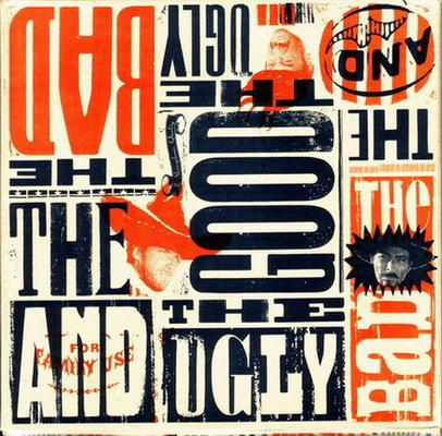 Toadliquor / Cavity / 16 / Floor - The Good, the Bad and the Ugly: The Bad (Disc 2)