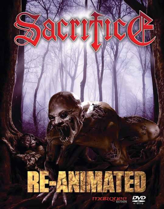 Sacrifice - Re-Animated