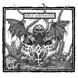 Fetid Zombie - Holy Destroyer
