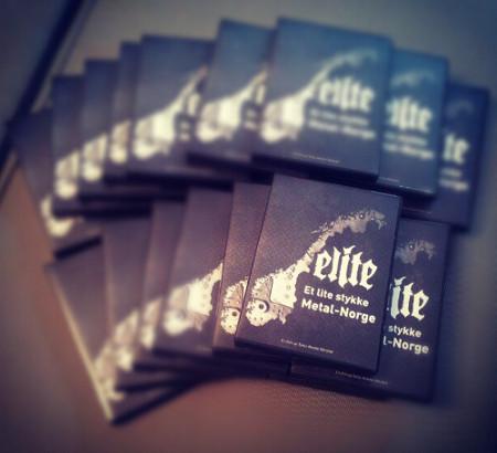 Elite - Elite - Ett Lite Stykke Metal Norge
