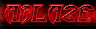 Ablaze - Logo