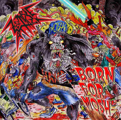 Zombie Attack - Born for Mosh