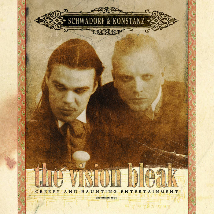 The Vision Bleak cover (Click to see larger picture)