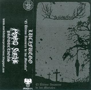 Lucifuego - El último amanecer de los mortales