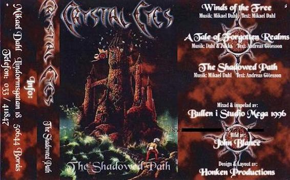 Crystal Eyes - The Shadowed Path