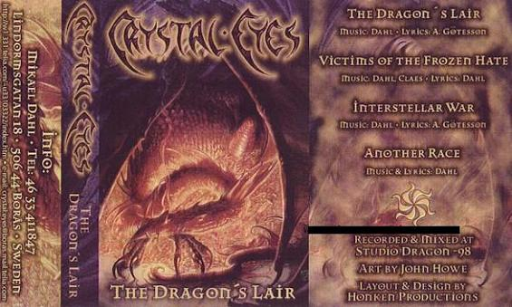 Crystal Eyes - The Dragon's Lair
