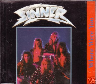 Sinner - Where Were You