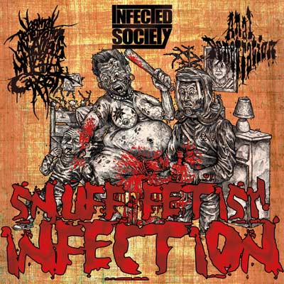 Anal Penetration / VxPxOxAxAxWxAxMxC / Infected Society - Snuff Fetish Infection