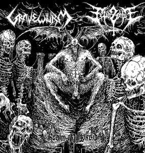 Gravewürm / Fetid Zombie - Realm of Morbidity