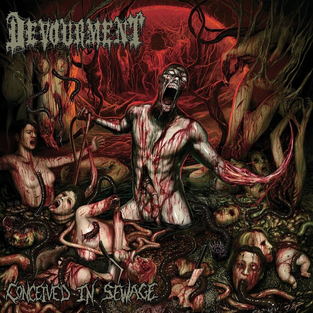 Devourment - Conceived in Sewage
