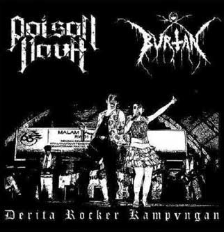 Bvrtan / Poison Nova - Derita Rocker Kampvngan